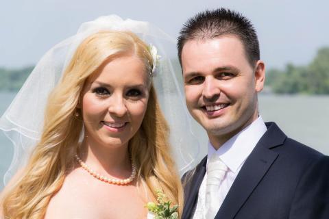 Sillye Gábor Tamás és Relter Erika esküvője 2015. június 13