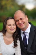 Anetta és Szilárd esküvője